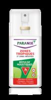 Paranix Moustiques Spray Zones Tropicales Fl/90ml à  ILLZACH