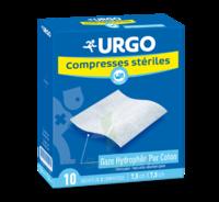 Urgo Compresse Stérile 10x10cm 10 Sachets/2 à  ILLZACH