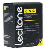 Lecitone C.n.s Caps B/60 à  ILLZACH