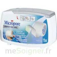 Micropore Sparadrap Microporeux 25mmx5m DÉvidoir à  ILLZACH