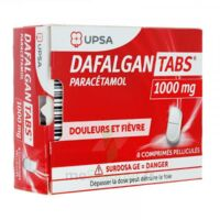 Dafalgantabs 1 G Cpr Pell Plq/8 à  ILLZACH