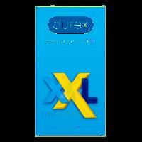 Durex Comfort Xxl Préservatif Lubrifié B/10 à  ILLZACH