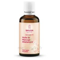 Weleda Huile De Massage Allaitement 50ml à  ILLZACH