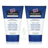 Neutrogena Crème Mains Hydratante Concentrée 2t/50ml à  ILLZACH