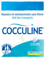 Boiron Cocculine Comprimés Orodispersibles B/40 à  ILLZACH